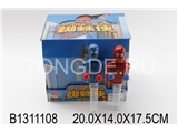 12PCS SPIDERMAN(CANDY TOYS)(CHINESE PACKING)