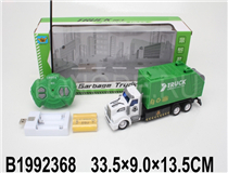 1:48 R/C TRUCK W/LIGHT&BATTERY&USB CHARGER(4CH)