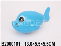 WIND-UP SWIMMING DOLPHIN